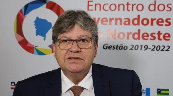João participa de primeira visita de Bolsonaro ao NE
