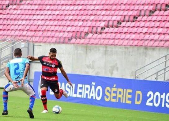 campinense-544x390 Campinense vence na sua estreia na Série D