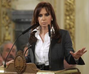 Corte Suprema confirma julgamento de Cristina