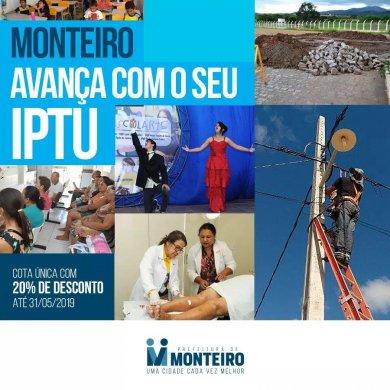 iptu_prefeitura_de_monteiro-390x390 Monteirenses tem até o dia 31 de maio para pagar IPTU 2019 com desconto de 20%