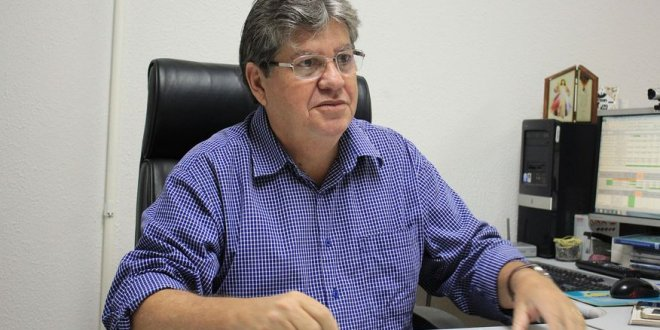 João Azevêdo formaliza concurso da Fundac com 400 vagas na próxima segunda no Palácio da Redenção