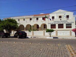 justica_federal_monteiro Justiça Federal leiloa itens relativos a processos que tramitam em Varas, incluindo Monteiro