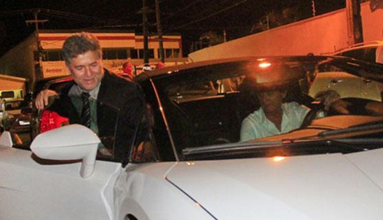 Roberto Santiago e Leto Viana são transferidos para penitenciária