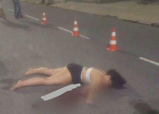 mulher-caida-547x390 Na capital: Homem é preso por arremessar mulher de carro em movimento