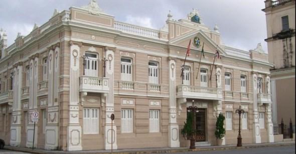 palacio_da_redencao_paraiba João nomeia novos secretários de Planejamento e Finanças