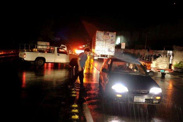 terremoto-585x390 Forte terremoto atinge El Salvador; não há relatos preliminares de danos