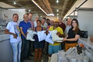 ANA Prefeita de Monteiro entrega reforma e modernização do açougue público