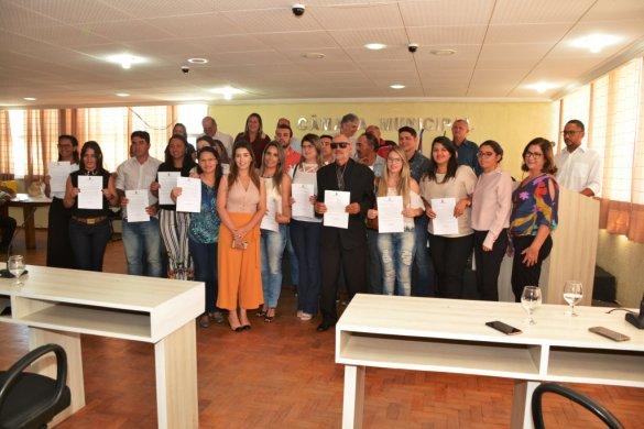 Cerimonia-de-Posse6-585x390 Prefeita Anna Lorena realiza oitava convocação de aprovados em concurso