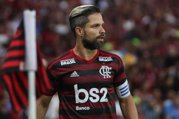 FLAMAENO-585x390 Flamengo vence o Corinthians e vai às quartas da Copa do Brasil