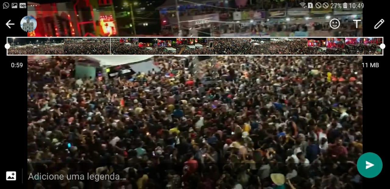 Segurança-SJM-700x340 Monteiro se despede das atrações do palco principal lotando a Praça de Eventos
