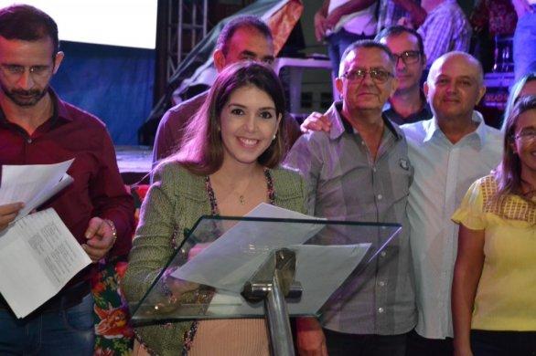 lorena-586x390 Anna Lorena lança programa 'Cidade Trabalho' com mais de R$ 4 milhões em investimentos