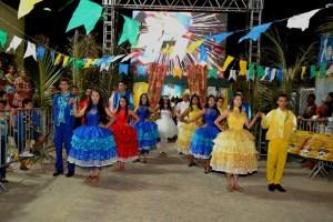 s6 Festival de Quadrilhas abre oficialmente programação do São João de Monteiro