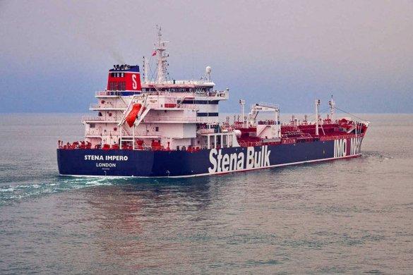15635723115d323857d6f21_1563572311_3x2_lg-585x390 Reino Unido chama de 'inaceitável' apreensão de petroleiros pelo Irã