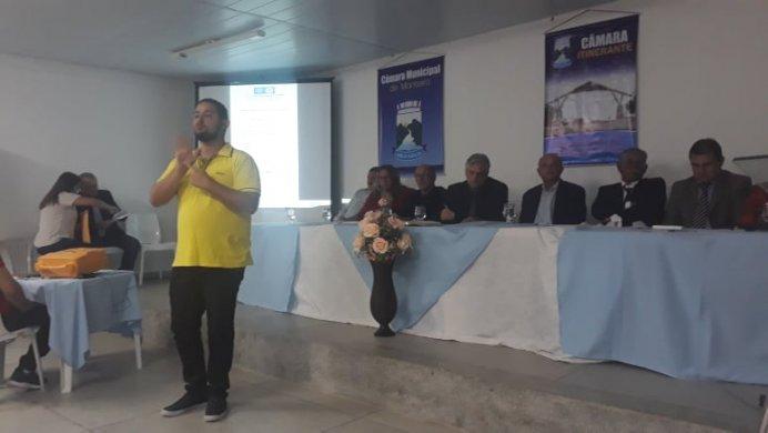 67882094_485242858902547_7372479279625404416_n-692x390 De forma pioneira, Câmara Municipal promove sessão itinerante para debater demandas das pessoas com deficiência em Monteiro