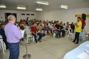 Presidente da APIPD parabeniza prefeita Anna Lorena e equipe pela atenção aos deficientes
