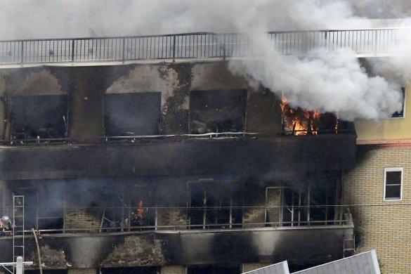 INCENDIO-jAPÃO-585x390 Incêndio criminoso deixa 33 mortos no Japão