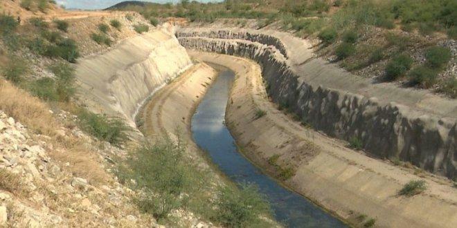 Canal da transposição do Rio São Francisco em Monteiro está sem receber águas há quase 5 meses-