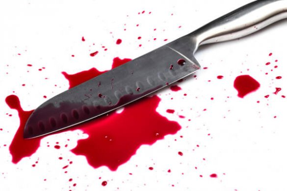 faca-sangue-getty-images-600-1-585x390 Após discussão em bar, homem sofre tentativa de homicídio na cidade de Livramento