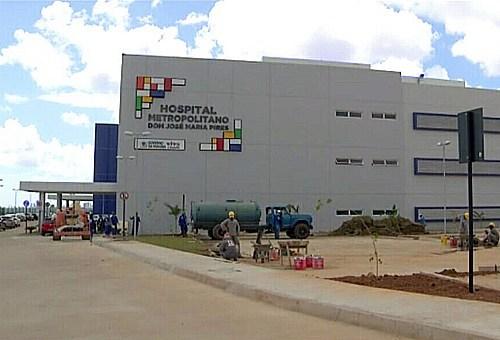 hospital-metropolitano4 Edital com 55 vagas e salários até R$ 6 mil é publicado para Hospital em SR
