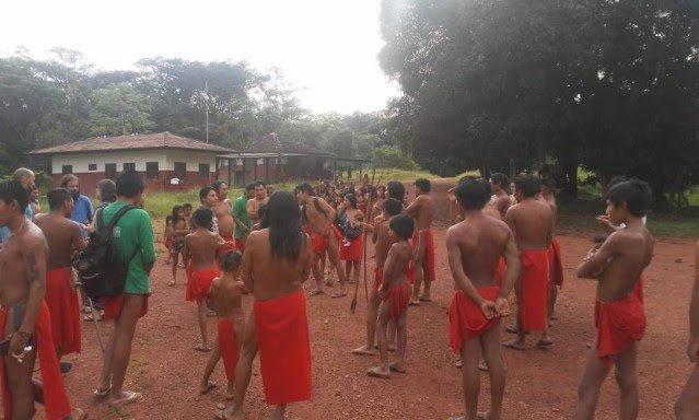 indios Cacique é assassinado durante invasão de garimpeiros em aldeia no Amapá