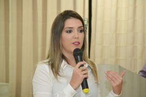 lorena_camara Prefeita Lorena cobra providências sobre suspensão do bombeamento de água na Transposição