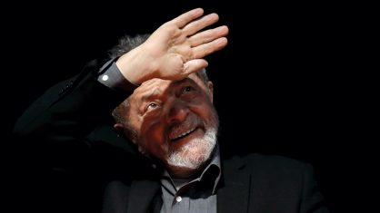 lula Lula entra em desespero