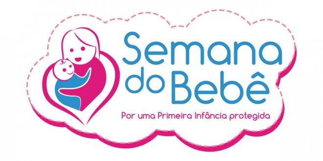 Prefeitura lança vasta Programação em alusão a Semana do Bebê