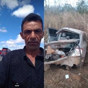 003-9 Monteirense morre vítima de acidente de carro em Minas Gerais