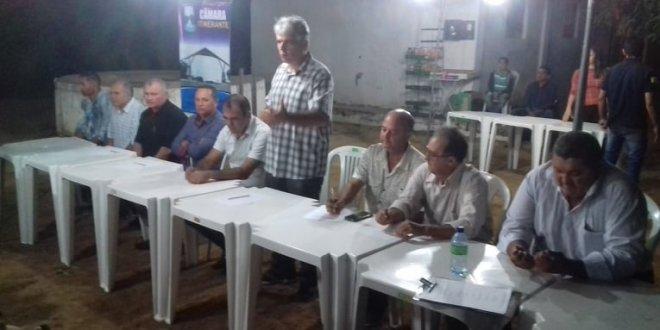 7ª Sessão itinerante é realizada na zona rural de Monteiro