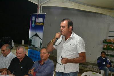 Prefeito em exercício destaca autonomia que lhe foi dada por Lorena para conduzir administração e contribuir com o governo