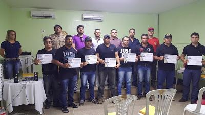20190801_144029 Prefeitura Municipal realiza treinamento e entrega diplomas a guarda municipal de Zabelê
