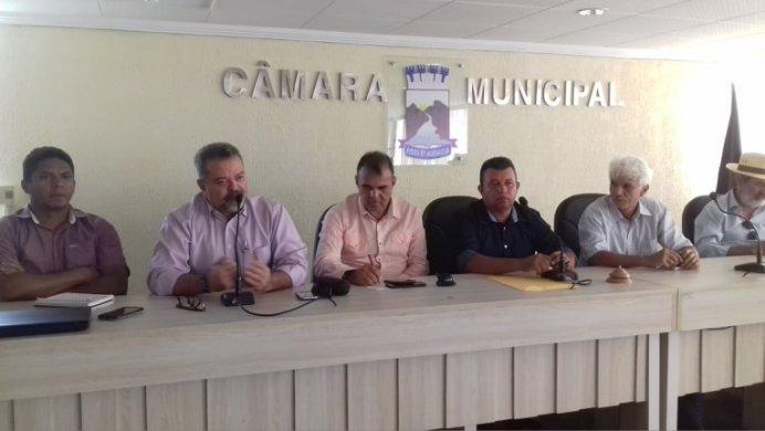 67744739_2588366351257069_7857847928814043136_n-692x390 Secretário de agricultura de Monteiro participa de reunião com equipe do governo do estado
