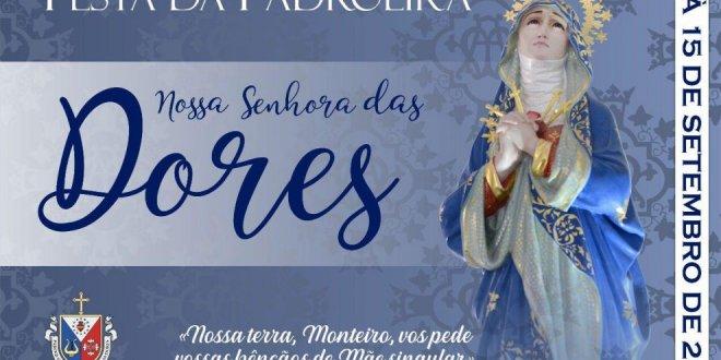 Paróquia de Monteiro celebra a Festa da Padroeira