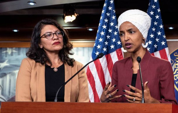 ETAJKKJ7HBWPG2CDIDGD5DGNLM-611x390 Israel proíbe a entrada de duas deputadas muçulmanas dos EUA a pedido de Trump