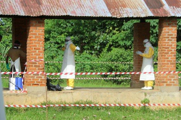 ORFAOS-585x390 Unicef alerta que crianças no Congo ficaram órfãs devido ao ebola