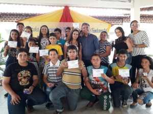 TRG Escola Tobias Remígio Gomes realiza 2ª edição do Festival de Talentos
