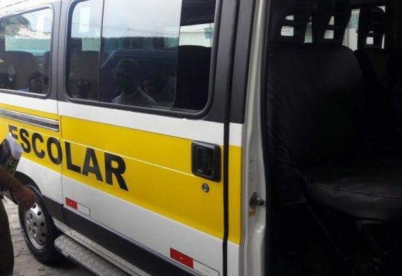Vistoria-Transporte-Escolar-e1565642420113-567x390 'Esquema' pagou R$ 11 milhões a empresa de fachada para transportar estudantes na PB