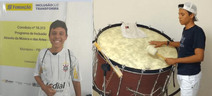 alunos-1-700x318 Polo PRIMA de Monteiro aprova dois alunos para tocarem no grande Concerto de final de ano