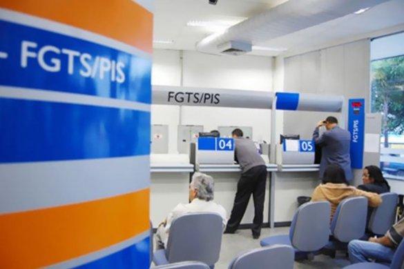 fgts-585x390 Caixa e BB iniciam pagamento de cotas do PIS/Pasep