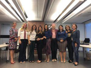 lorena_bsb4 Prefeita de Monteiro cumpre extensa agenda em Brasília e reforça pedido para Centro de Hemodiálise