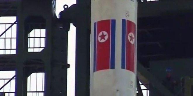Projéteis lançados pela Coreia do Norte são de curto alcance