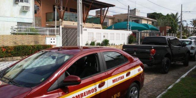 Coronel dos Bombeiros é preso em flagrante em operação contra fraudes na emissão de laudos