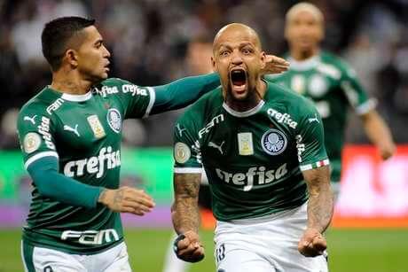 palmeiras-alan-morici-agif-ae Corinthians e Palmeiras empatam com brilho de goleiros e gols de cabeça