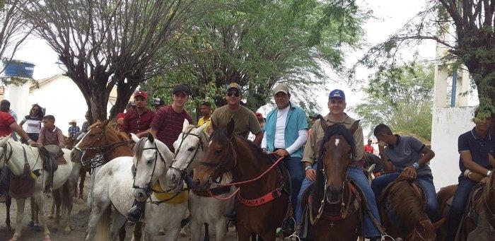 70124243_2493225094109052_432185409192067072_n-700x341 Prefeito em exercício e Presidente da Câmara participam de maior Missa dos vaqueiros dos últimos anos em Monteiro
