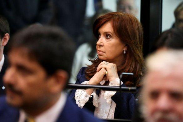 ARGENTINA-585x390 Cristina Kirchner vai a juízo no caso dos Cadernos das Propinas