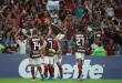 Flamengo vence o Santos com golaço de Gabigol e leva 'título' do 1º turno em Maracanã eufórico