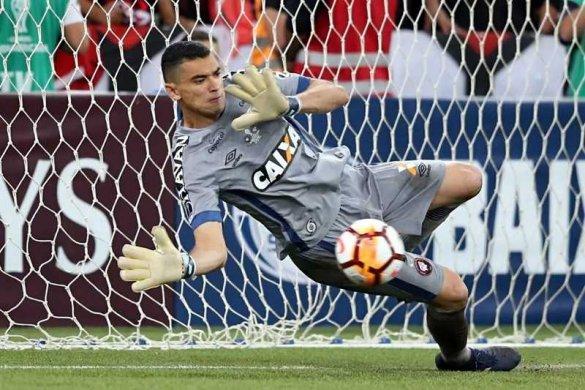 Goleiro_Santos-cabaceiras-585x390 Paraibano Santos ganha primeira convocação para Seleção Brasileira