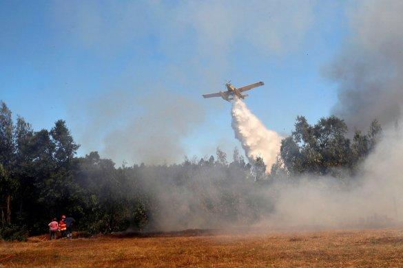 PORTUGAL-585x390 Incêndios: Portugal em alerta máximo