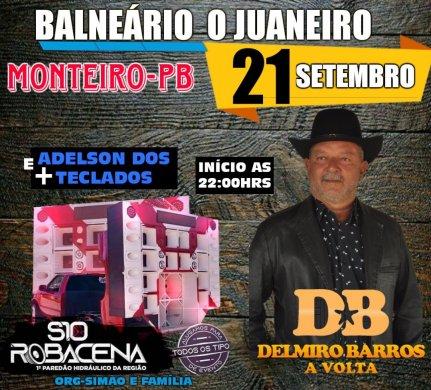 c4b85d55-e125-4e09-8dc7-4eb4bea39a07-1-431x390 É HOJE: Delmiro Barros no Balneário o Juazeiro em Monteiro