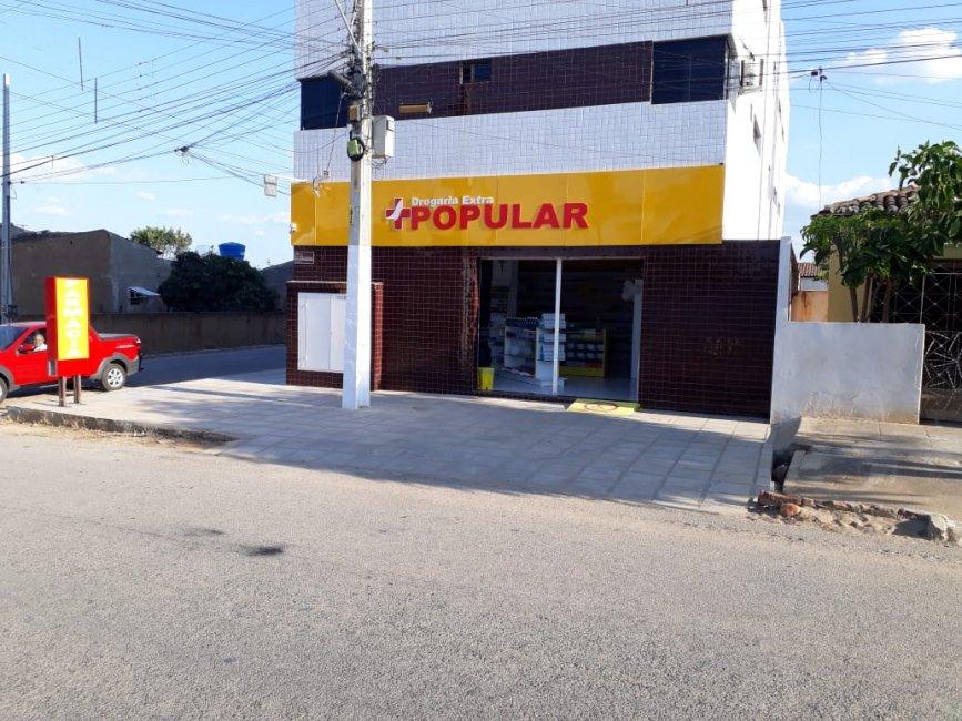 drogaria-extra-popular-867x650 Em Monteiro: Drogaria Extra Popular traz mais comodidade ao bairro da Vila Popular